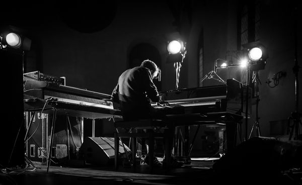 Says – Nils Frahm